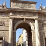 Arco di Porta Garibaldi Milano