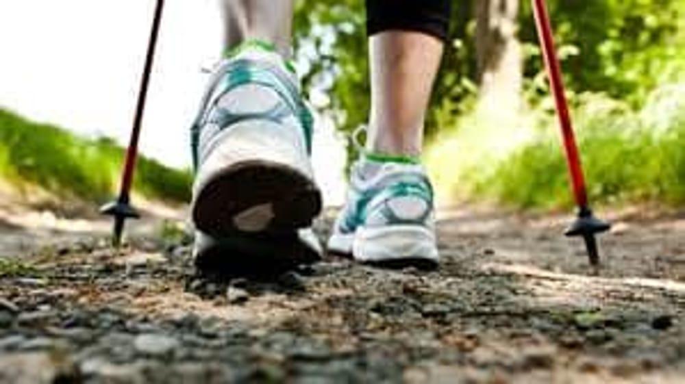 nordic walking camminata-2