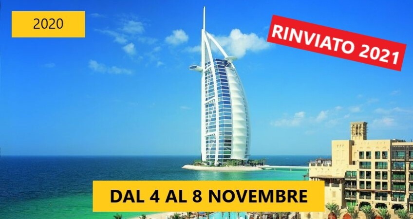 Dubai RINVIATO