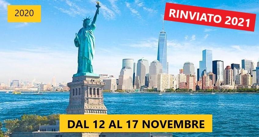NEW YORK OK RINVIATO