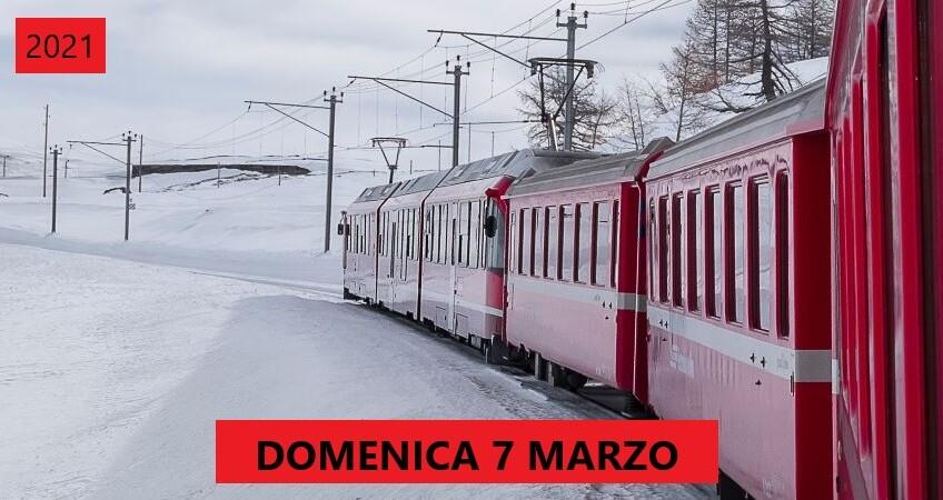 trenino inverno 7 MARZO