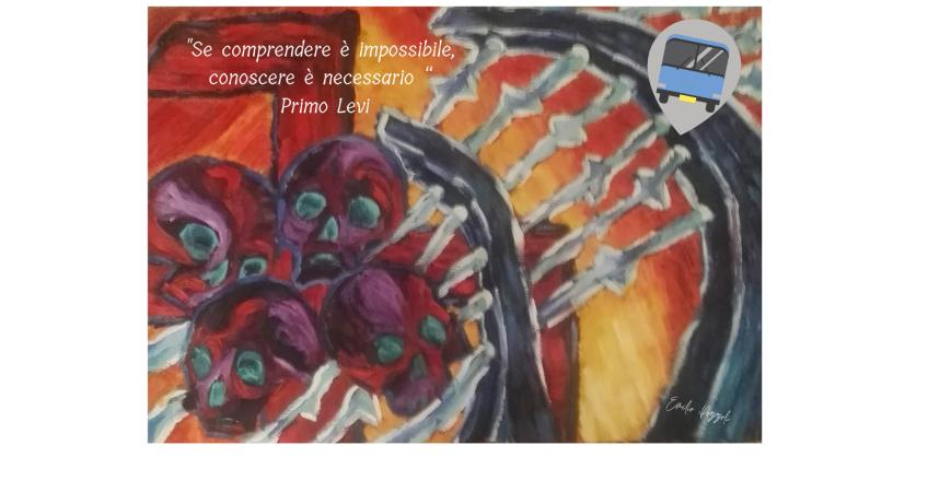 """""""Se comprendere è impossibile, conoscere è necessario """" Primo Levi corpo del testo (3)"""