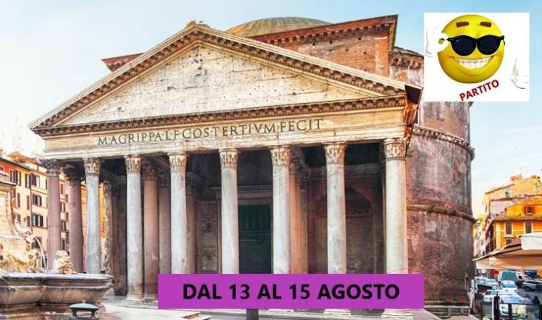 ROMA-FERRAGOSTO 1